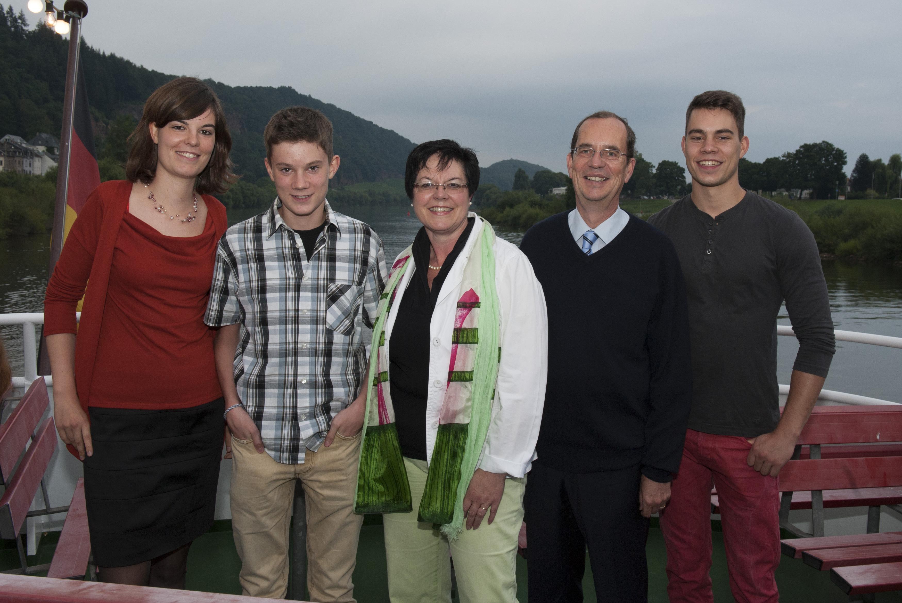 Patrick Maria 50. Familie