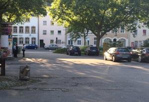 Weberbachparkplatz