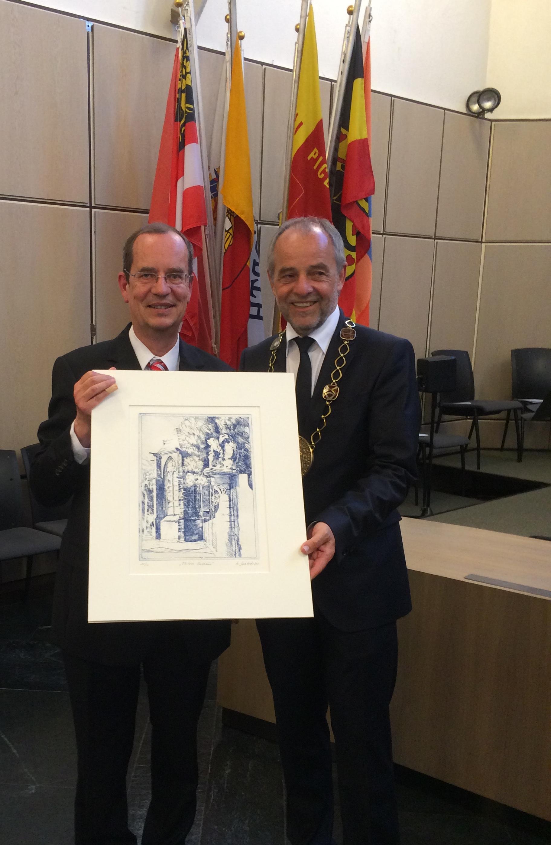 20 Jahre Stadtrat